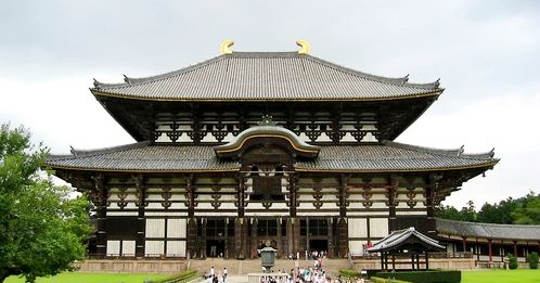 Hotels Near Todaiji Temple